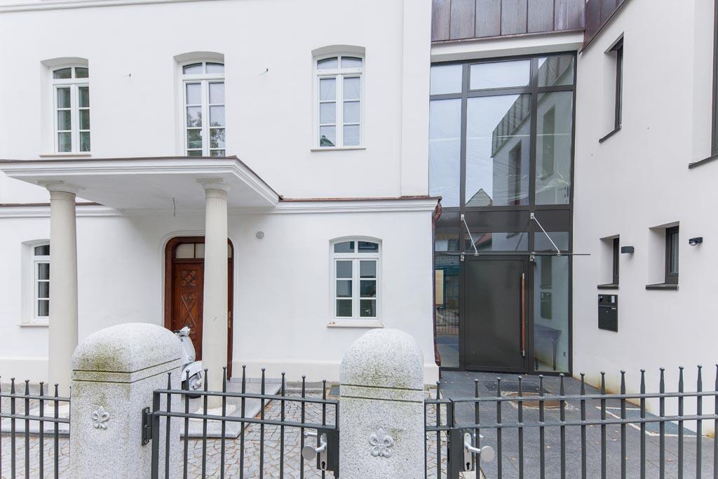 Historische Stadtvilla – Sanierung und Anbau - Karl Kammer